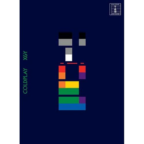 WISE PUBLICATIONS COLDPLAY - X&Y - GUITARE TAB