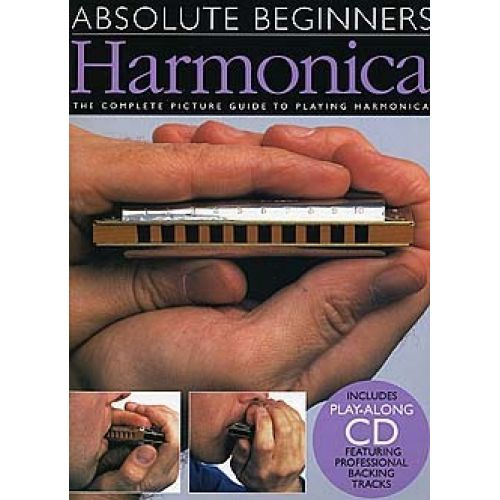 WISE PUBLICATIONS HARMONICA - HARMONICA