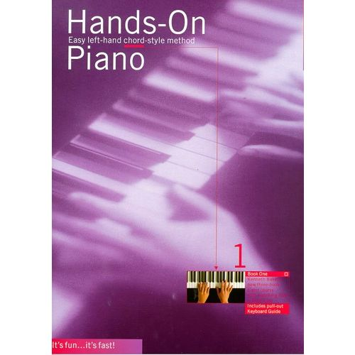 WISE PUBLICATIONS BAKER KENNETH - HANDS-ON PIANO - PVG