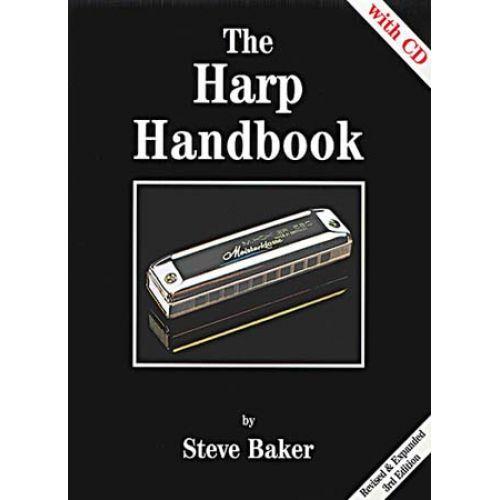 WISE PUBLICATIONS BAKER STEVE - THE HARP HANDBOOK - HARMONICA