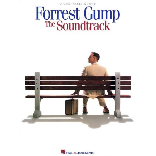 MUSIC SALES FORREST GUMP THE SOUNDTRACK - PVG