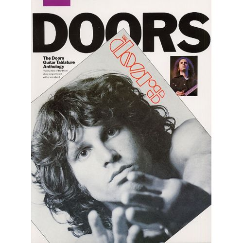 WISE PUBLICATIONS THE DOORS - ANTHOLOGY - GUITAR TAB