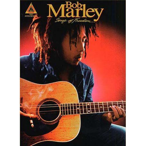 MUSIC SALES MARLEY BOB - SONGS OF FREEDOM - GUITAR TAB