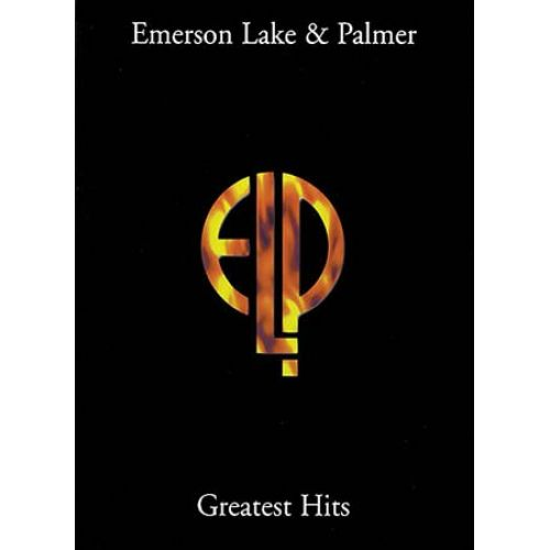 MUSIC SALES EMERSON, LAKE AND PALMER GREATEST HITS - PVG