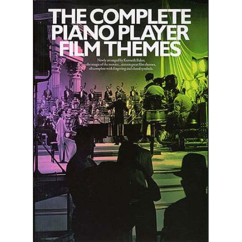 MUSIC SALES THE COMPLETE PIANO PLAYER FILM THEMES - PVG