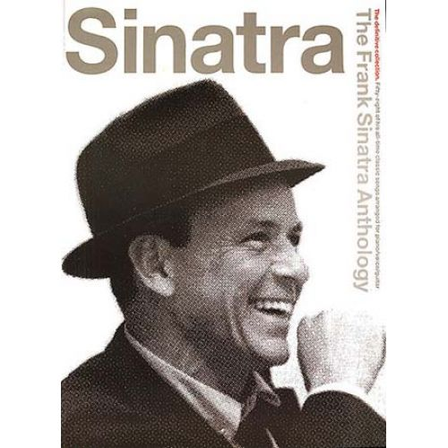 MUSIC SALES SINATRA FRANK - ANTHOLOGY - PVG