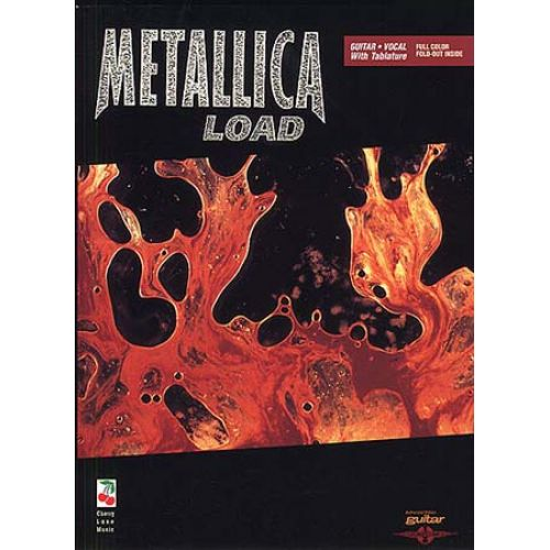 MUSIC SALES PLAY IT LIKE IT IS GUITAR METALLICA LOAD - GUITAR TAB
