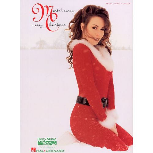 MUSIC SALES MARIAH CAREY - MERRY CHRISTMAS - PVG