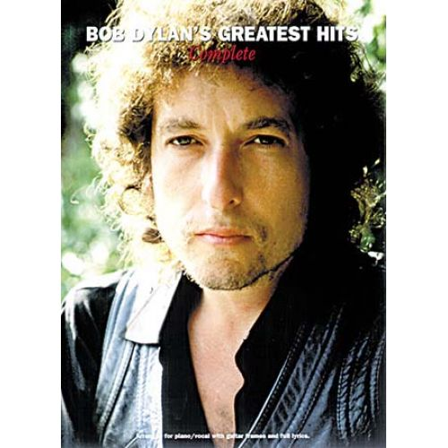 MUSIC SALES BOB DYLAN'S GREATEST HITS COMPLETE - PVG