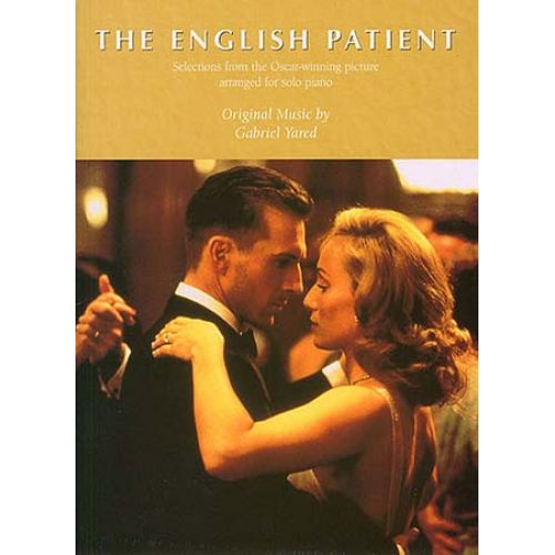 MUSIC SALES ENGLISH PATIENT - PIANO SOLO
