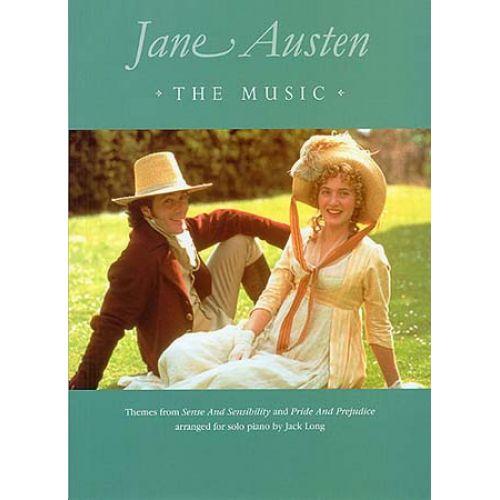 MUSIC SALES AUSTEN JANE - THE MUSIC - PIANO SOLO