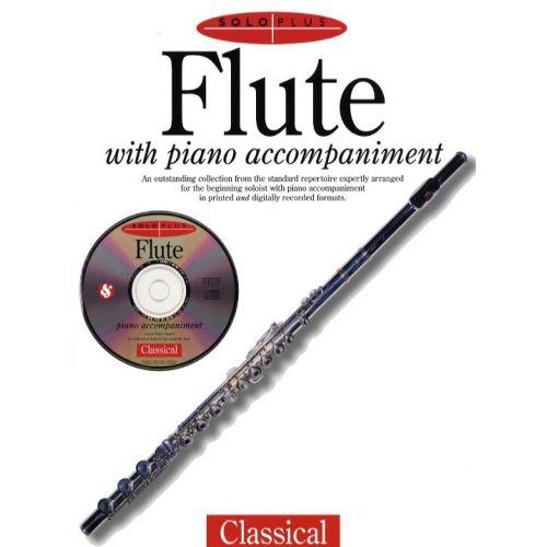 MUSIC SALES SOLO PLUS CLASSICAL FLUTE - FLUTE