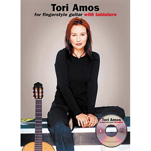 MUSIC SALES AMOS TORI - FINGERSTYLE + CD - GUITAR TAB