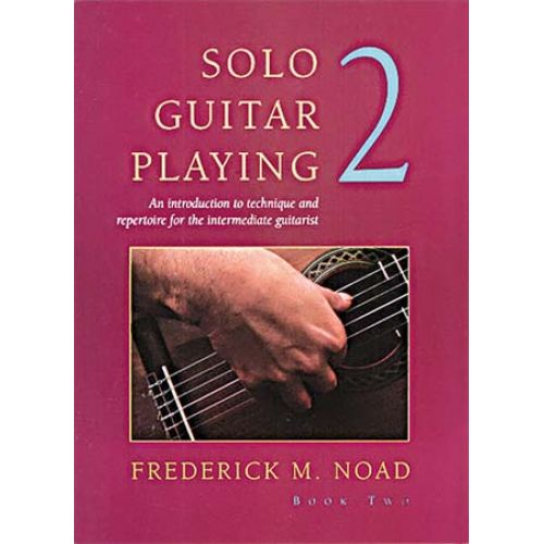 MUSIC SALES FREDERICK NOAD SOLO GUITAR PLAYING BOOK 2 - GUITAR
