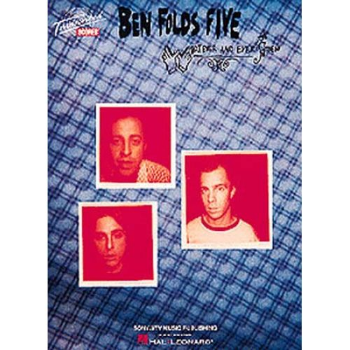 MUSIC SALES BEN FOLDS FIVE WHATEVER AND EVER AMEN - BAND SCORE