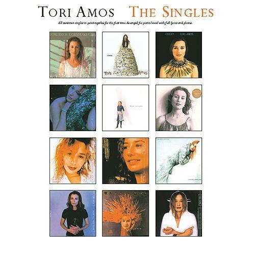 MUSIC SALES Tori Amos - The Singles - pvg