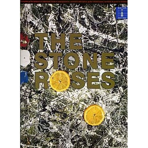 WISE PUBLICATIONS THE STONE ROSES - GUITAR - GUITAR TAB