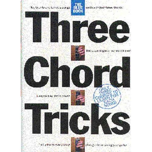 WISE PUBLICATIONS 3 CHORD TRICKS - BLUE - LYRICS AND CHORDS