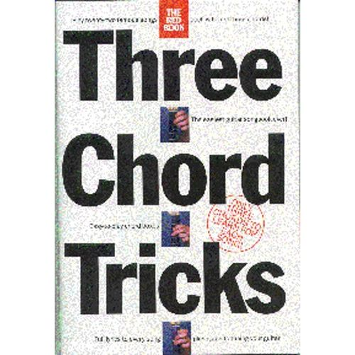 WISE PUBLICATIONS 3 CHORD TRICKS - THE RED - LYRICS AND CHORDS
