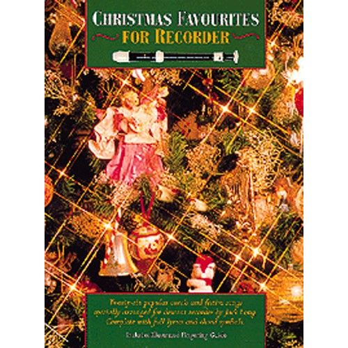WISE PUBLICATIONS CHRISTMAS FAVOURITES - RECORDER