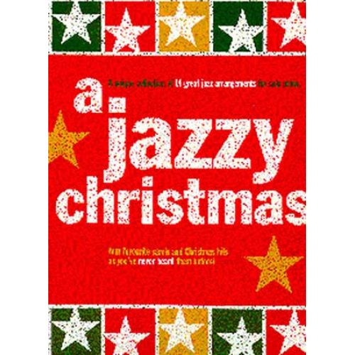 WISE PUBLICATIONS PAUL HONEY - A JAZZY CHRISTMAS - PIANO SOLO