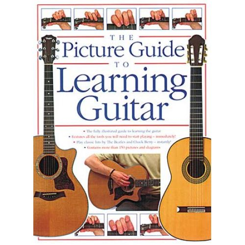 MUSIC SALES DICK ARTHUR THE PICTURE GUIDE TO PLAYING GUITAR- GUITAR