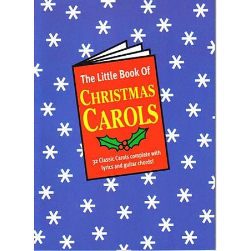 WISE PUBLICATIONS THE LITTLE BOOK OF CHRISTMAS CAROLS - LYRICS AND CHORDS