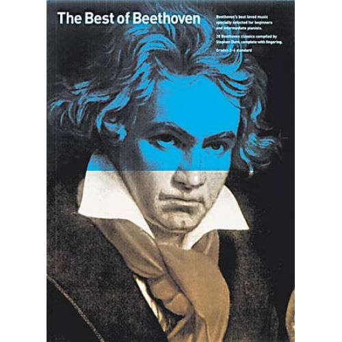MUSIC SALES BEETHOVEN LUDWIG VAN - THE BEST OF BEETHOVEN - PIANO SOLO