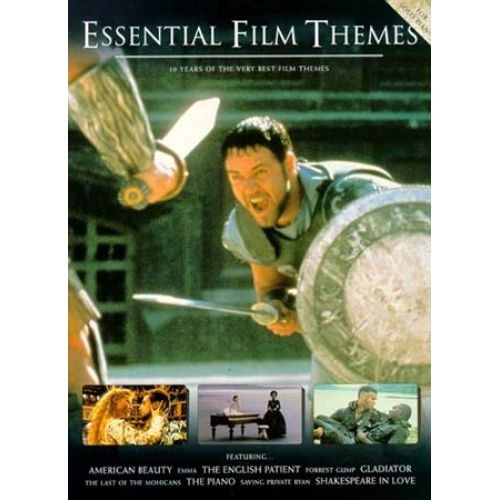 WISE PUBLICATIONS ANTHOLOGIE : ESSENTIAL FILM THEMES VOL 1