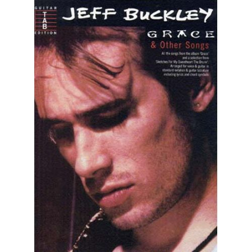 WISE PUBLICATIONS BUCKLEY JEFF - GRACE & OTHER SONGS GUITAR TAB