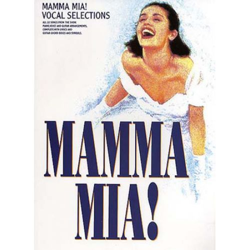 WISE PUBLICATIONS ANDERSSON BENNY - MAMMA MIA! - PVG