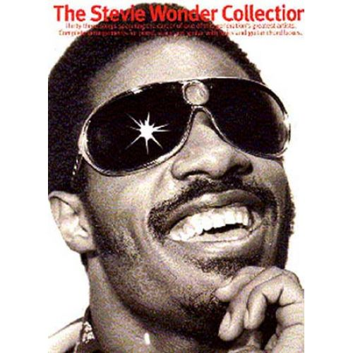 MUSIC SALES WONDER STEVIE - COLLECTION - PVG