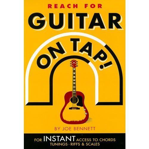 WISE PUBLICATIONS BENNETT JOE - GUITAR ON TAP! - GUITAR TAB