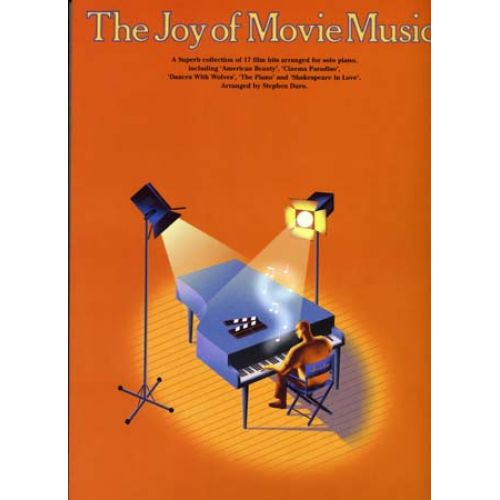 YORKTOWN THE JOY OF MOVIE MUSIC - PIANO SOLO