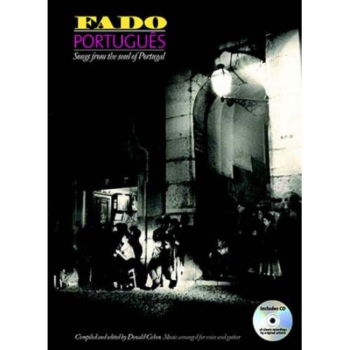 MUSIC SALES FADO PORTUGUES BOXES + CD (ORIGINALS)