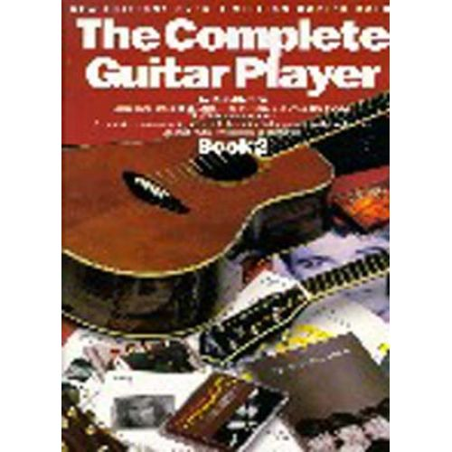 WISE PUBLICATIONS SHIPTON RUSS - THE COMPLETE GUITAR PLAYER BOOK 2 - GUITAR