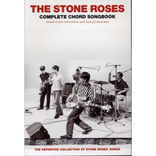 WISE PUBLICATIONS STONE ROSES (THE) - COMPLETE CHORD SONGBOOK - PAROLES ET ACCORDS