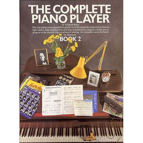 MUSIC SALES COMPLETE PIANO PLAYER BOOK.2
