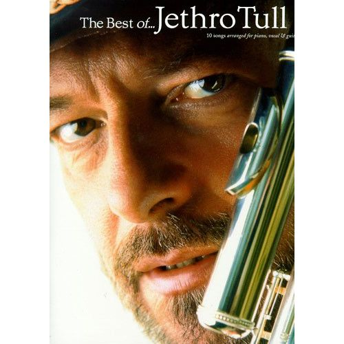 WISE PUBLICATIONS TULL JETHRO - THE BEST OF JETHRO TULL - PVG