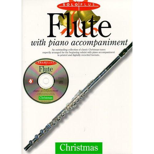 MUSIC SALES SOLO PLUS - CHRISTMAS FLUTE + CD