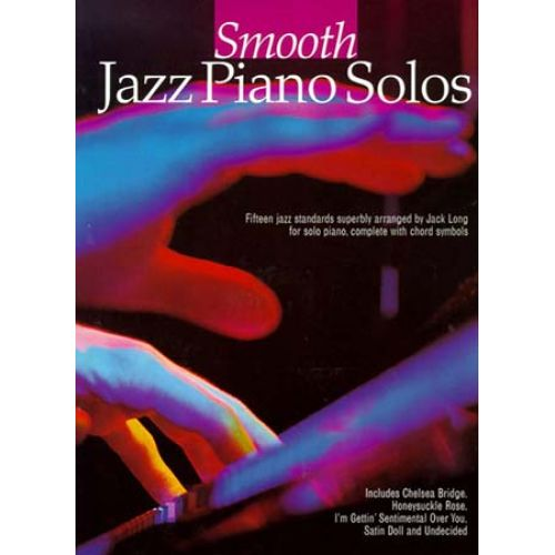 MUSIC SALES SMOOTH JAZZ - PIANO SOLOS
