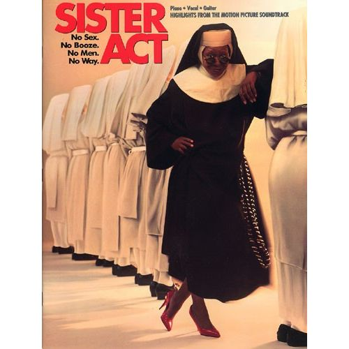 MUSIC SALES SISTER ACT - PVG