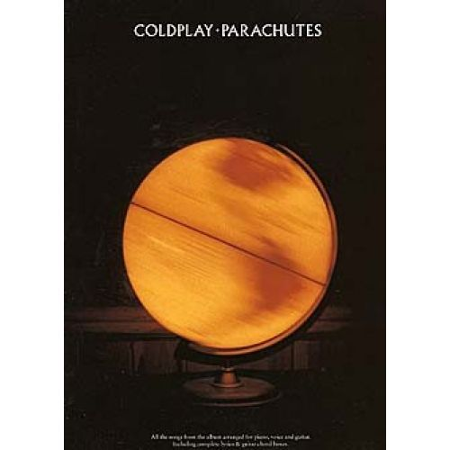 MUSIC SALES COLDPLAY - PARACHUTES - PVG