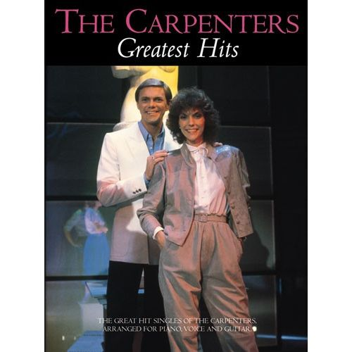 WISE PUBLICATIONS THE CARPENTERS - GREATEST HITS - PVG