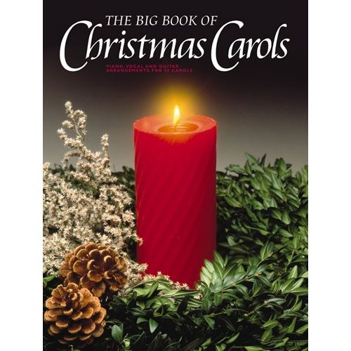WISE PUBLICATIONS THE BIG BOOK OF CHRISTMAS CAROLS - PVG