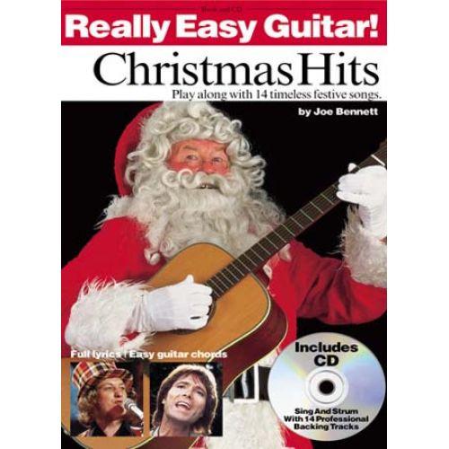 WISE PUBLICATIONS BENNETT JOE - CHRISTMAS HITS - GUITAR