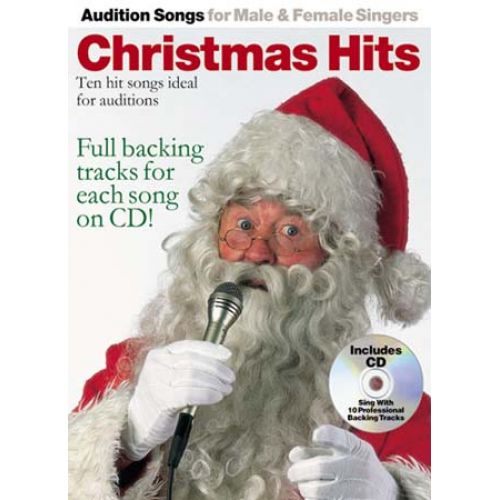 WISE PUBLICATIONS AUDITION SONGS - CHRISTMAS HITS - PVG