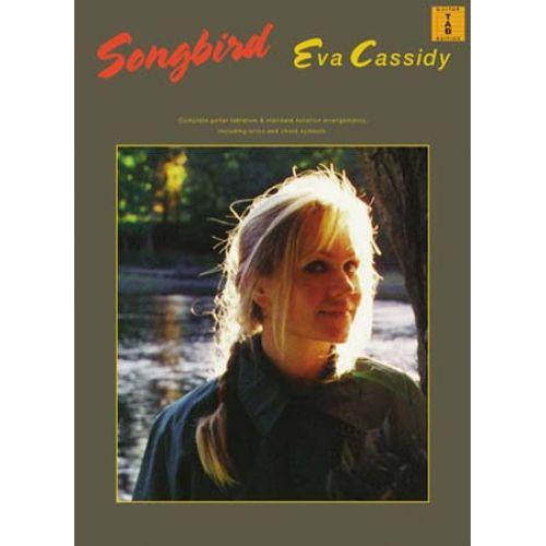 WISE PUBLICATIONS CASSIDY EVA - SONGBIRD - GUITAR TAB