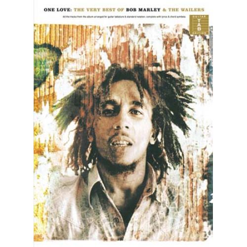 WISE PUBLICATIONS MARLEY BOB - ONE LOVE - VERY BEST OF - GUITAR TAB