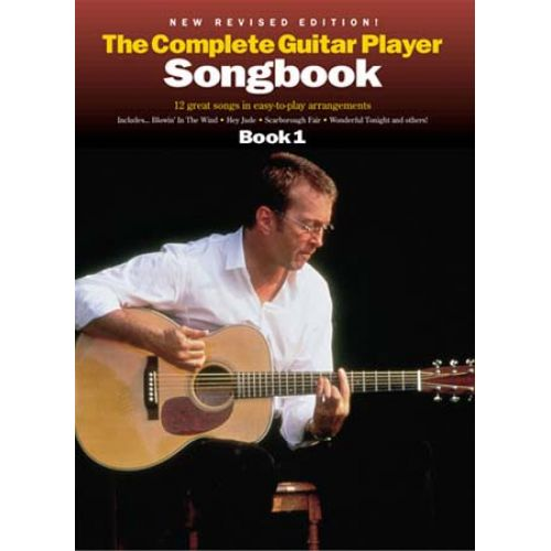 MUSIC SALES COMPLETE GUITAR PLAYER SONGBOOK BOOK 1